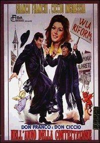 """Recensione del film """"Don Franco e Don Ciccio nell'anno della contestazione"""" (1970)"""