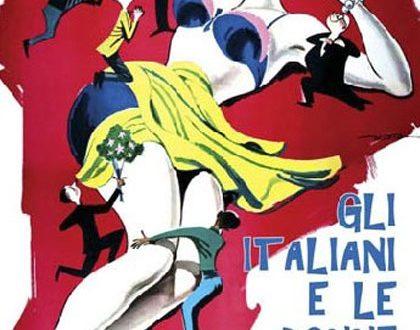 """Recensione del film """"Gli italiani e le donne"""" (1962)"""