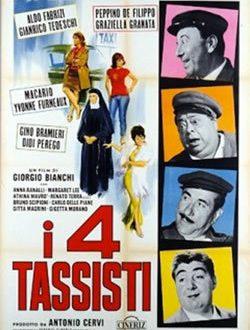 """Recensione del film """"I 4 tassisti"""" (1963)"""